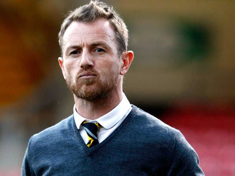 Gary Rowett: No McGurk move just yet