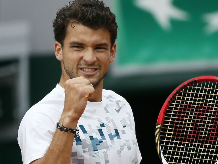 Dimitrov: Beat Djokovic in Madrid recently