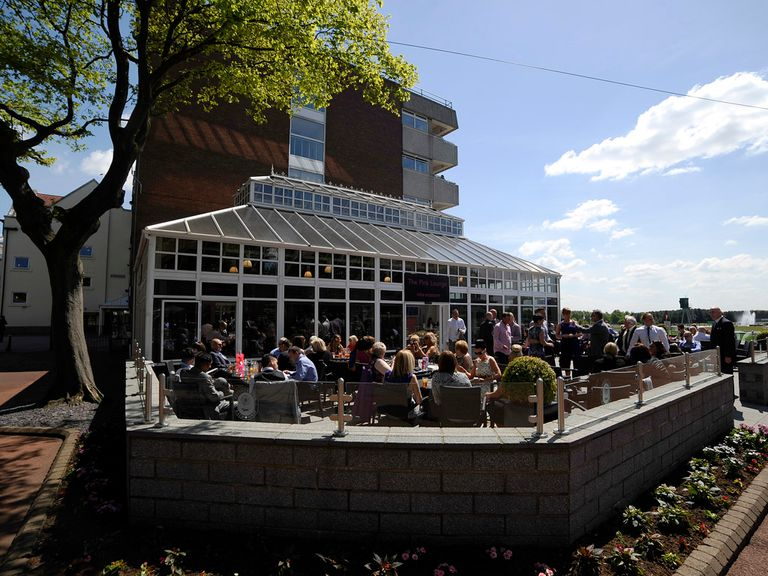 Haydock: Plays host to a meeting on Friday evening