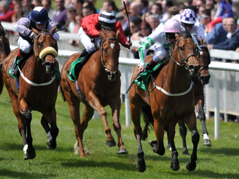 Hitchens: Can win the Garrowby at York