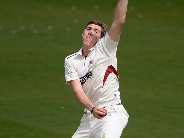Jamie Overton: Warning from ECB