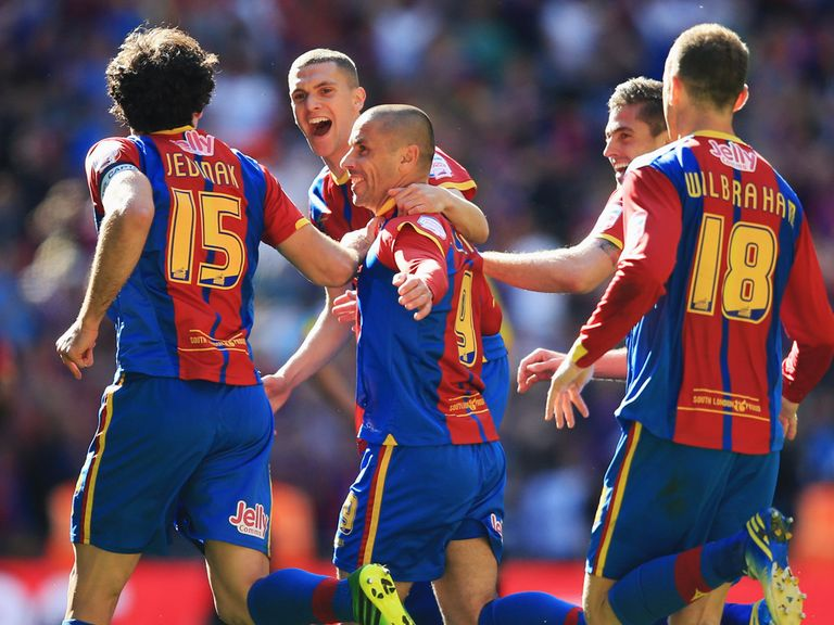 Kevin Phillips: His goal could end up earning Palace £120million