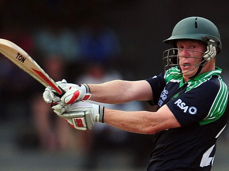 Kevin O'Brien: Irish all-rounder