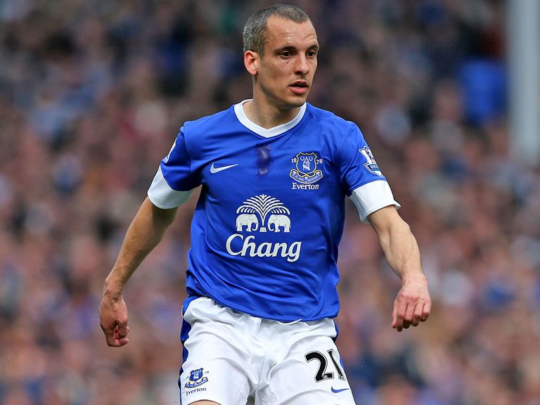 Leon Osman: Aiming for Mersey double