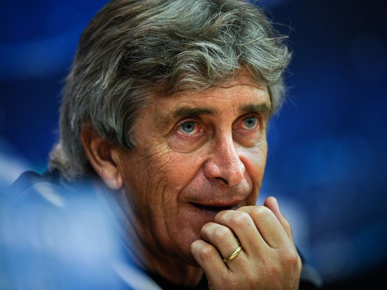 Manuel Pellegrini: Favourite to be the next Manchester City manager