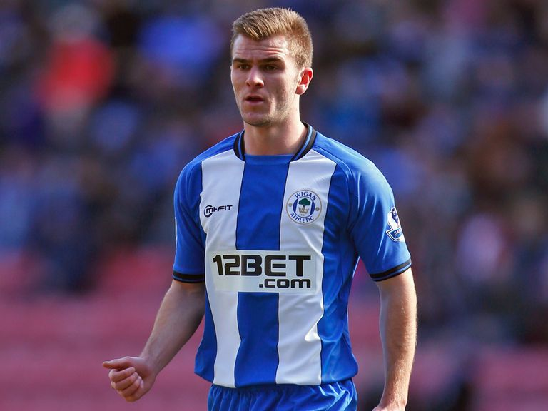 Callum McManaman: Scored six goals in 30 appearances for Wigan this season