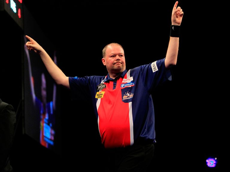Raymond van Barneveld: Can land another victory