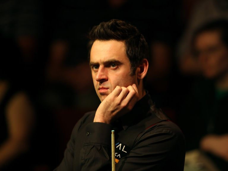Ronnie O'Sullivan: Claimed he was offered money to fix a game