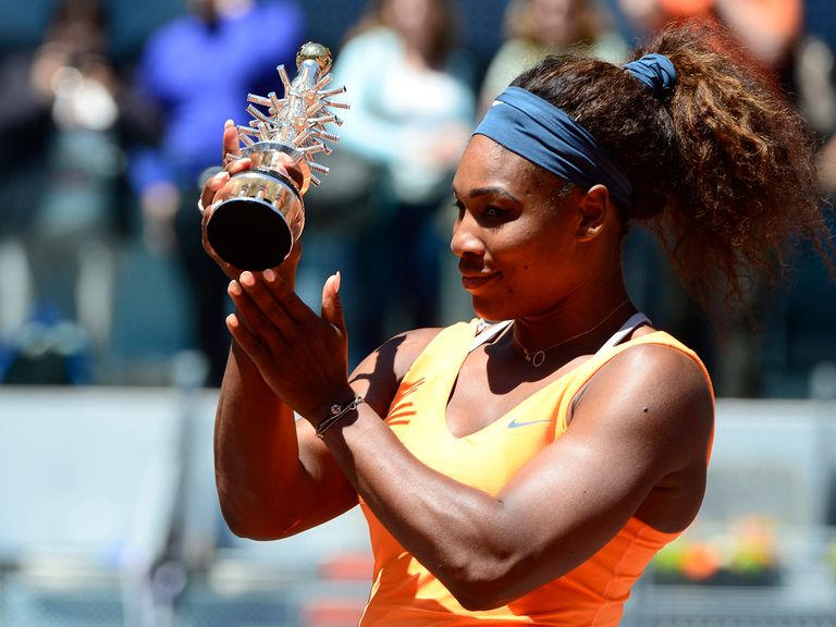 Serena Williams: Keeps her position as world number one