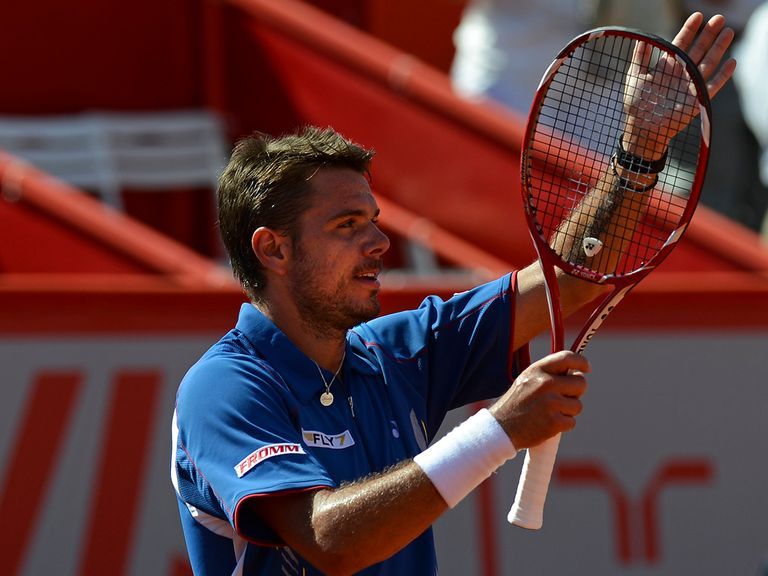 Stanislas Wawrinka is Switzerland's number two