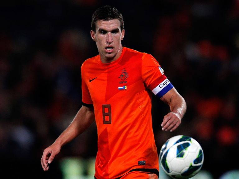 Kevin Strootman: Wants a move to England