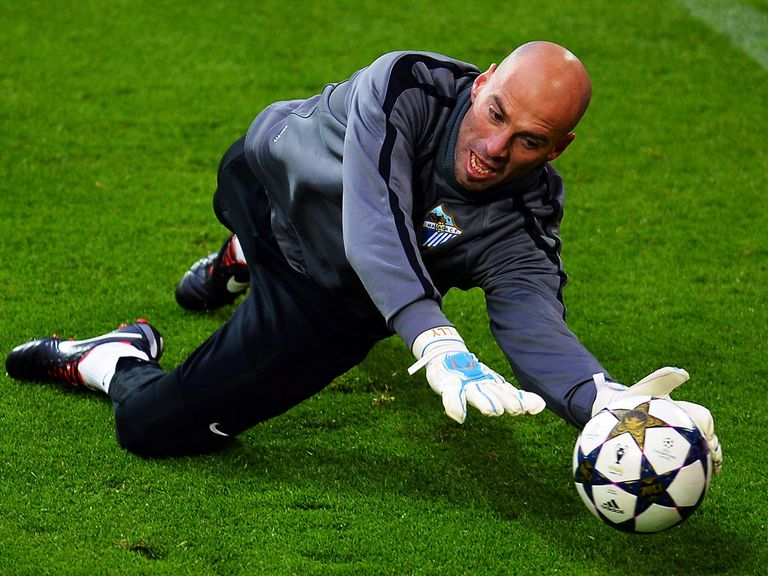 Willy Caballero: Turned down Manchester City