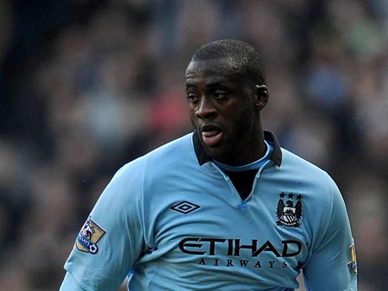 Yaya Toure: Looking forward to the FA Cup final