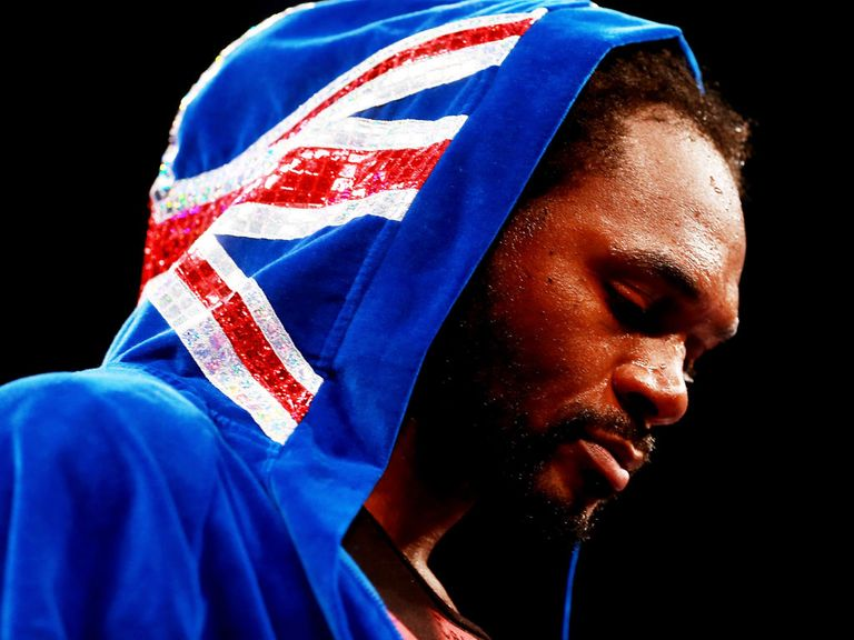 Audley Harrison: Returning to the ring