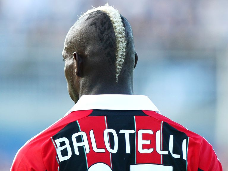 Mario Balotelli: Will not be sold by AC Milan