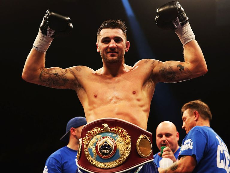 Nathan Cleverly: Title defence set for August 17