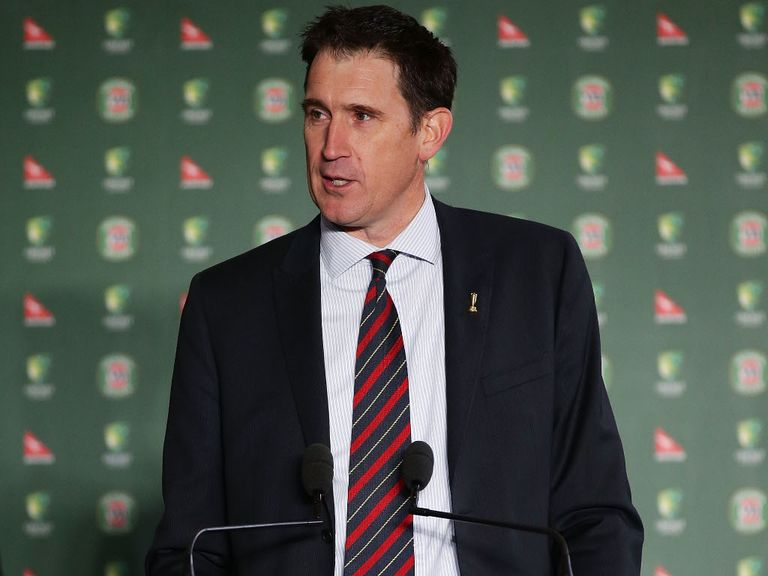 James Sutherland: Hopes for day-night Test cricket