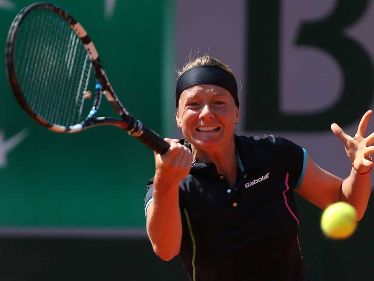 Zuzana Kucova: First victory at a Grand Slam event
