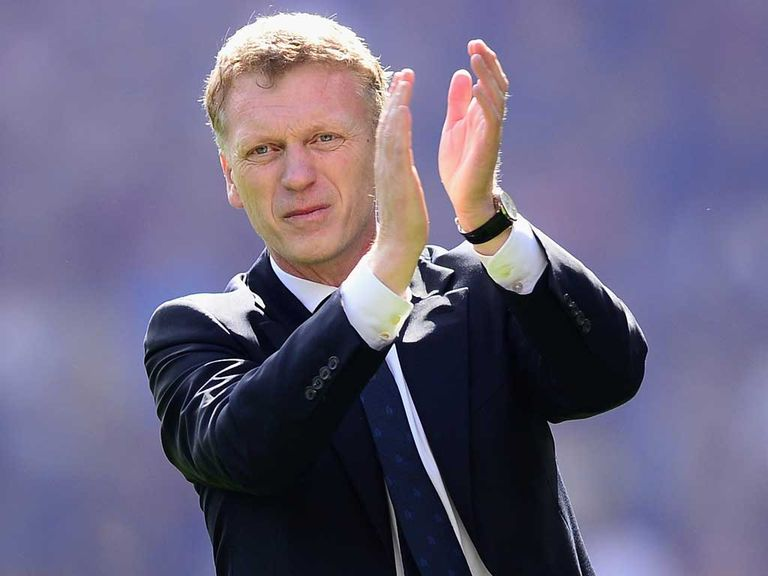 David Moyes: Leaving Everton for Manchester United
