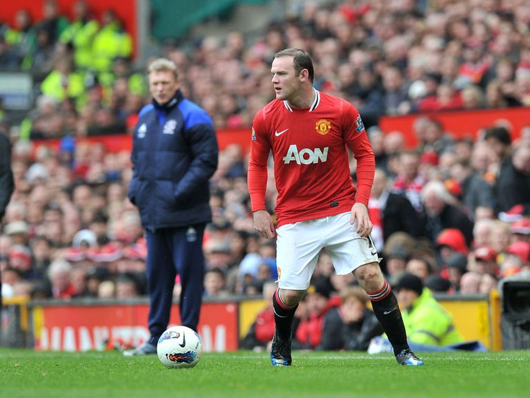 David Moyes hopes to link-up with Wayne Rooney at Old Trafford