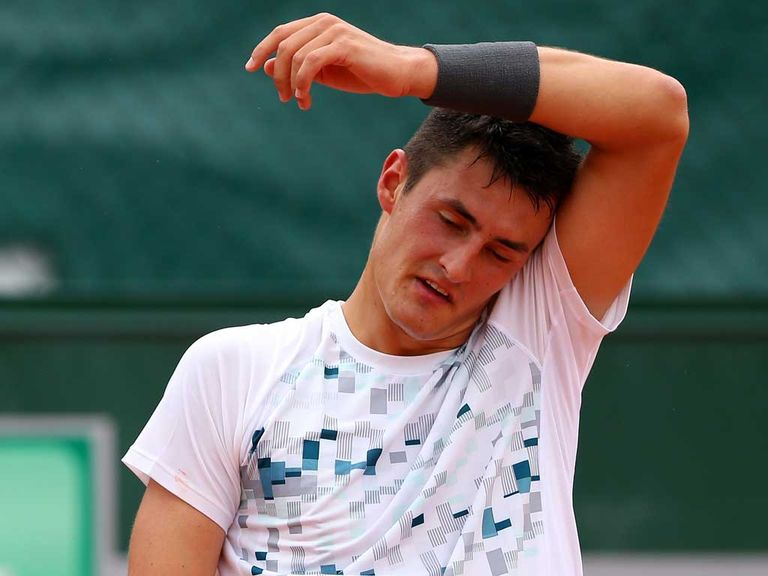 Bernard Tomic: French Open withdrawal for Australian