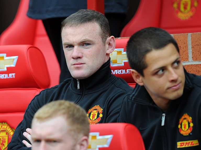 Wayne Rooney: Looking to leave Manchester United