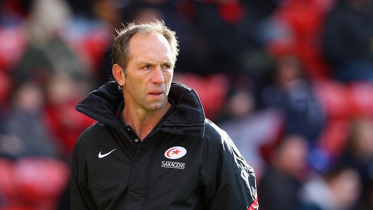 Brendan Venter: Will combine two roles between England and Durban