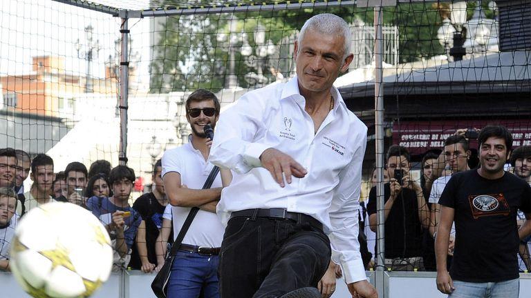 Fabrizio Ravanelli: New Ajaccio head coach