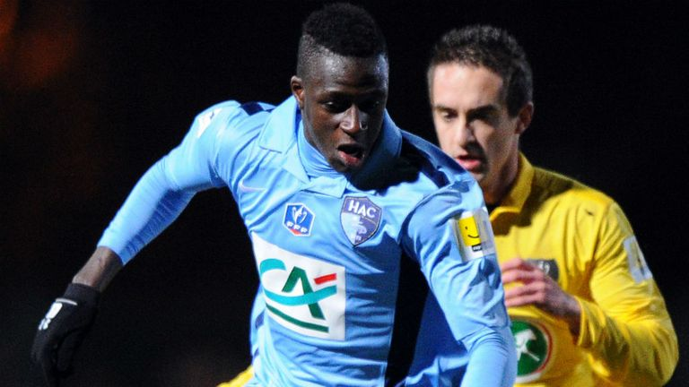 Benjamin Mendy: Looks to have been snapped up by Marseille