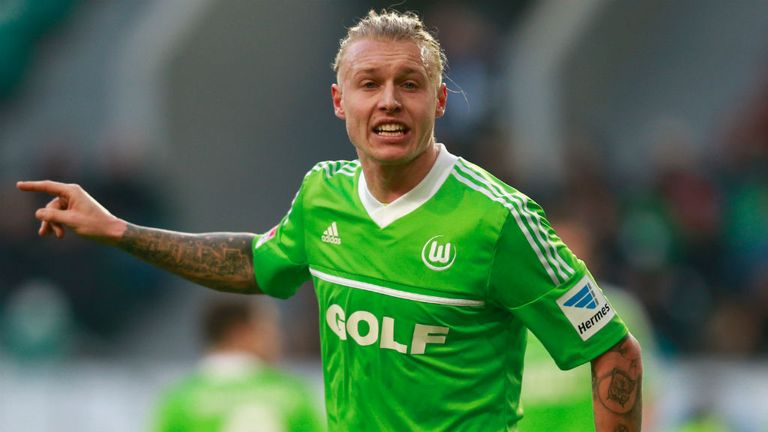 Simon Kjaer: Would be willing to discuss a new deal at Wolfsburg