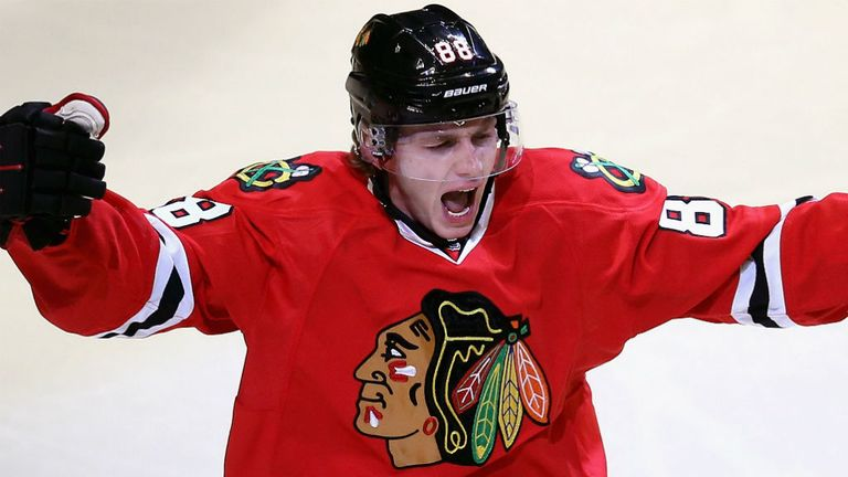 Patrick Kane: Scored the winner for the Blackhawks