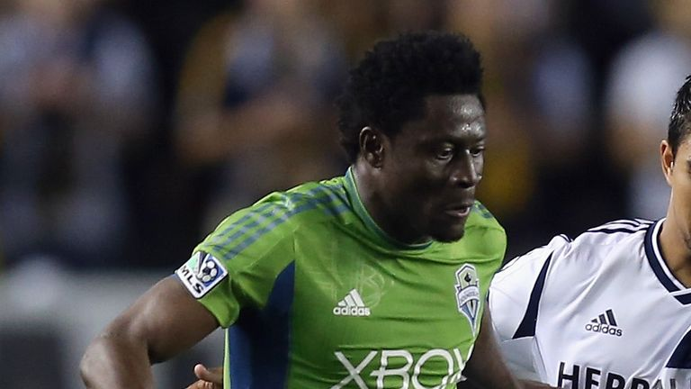 Obafemi Martins: Linked with move to West Ham