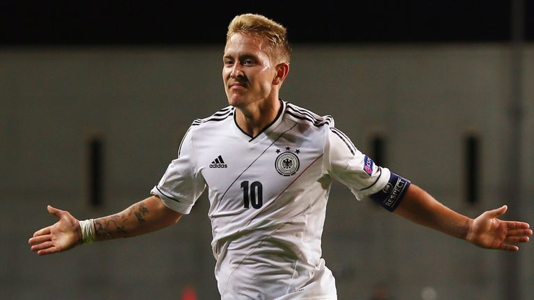 Lewis Holtby: German youngster ready for a fresh start with Spurs