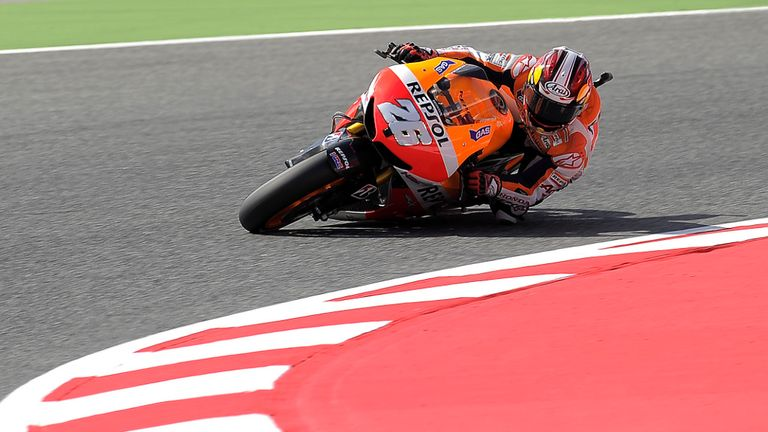 Dani Pedrosa: Expected to be fit for French Grand Prix