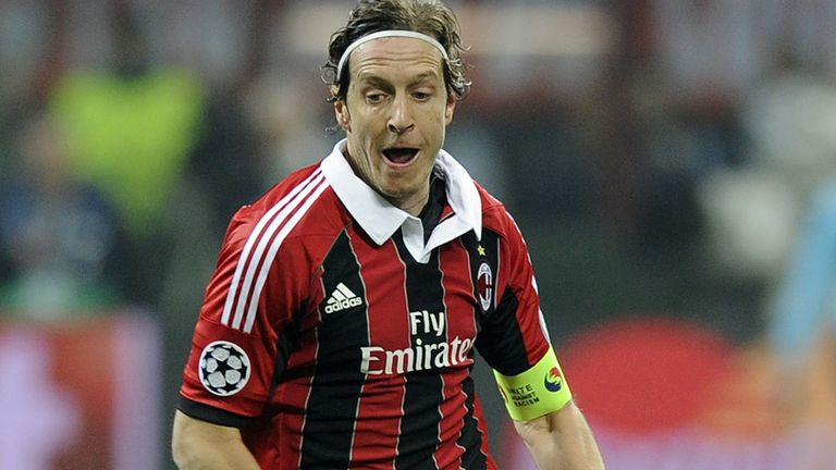 Massimo Ambrosini: The veteran midfielder is said to have held talks with West Ham