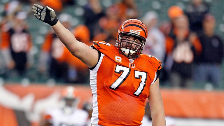 Andrew Whitworth: Not keen on an NFL team based in London
