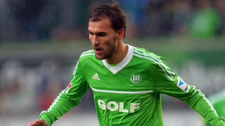 Bas Dost: Expects to stay at Wolfsburg this summer
