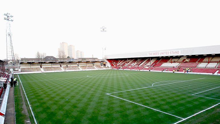 Charlie Adams may be loaned away from Brentford and their home at Griffin Park