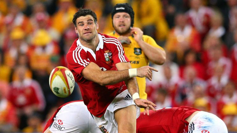 Mike Phillips: Upset at missing out on second Test with Australia