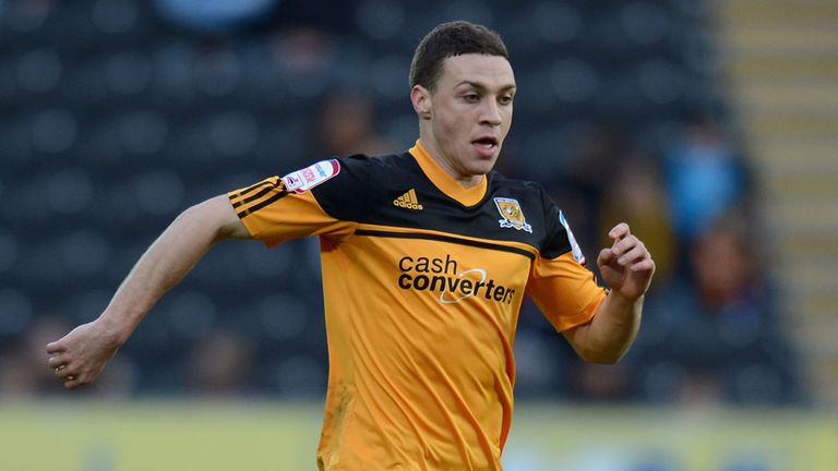 James Chester: Defender has committed himself to Hull for the next three seasons