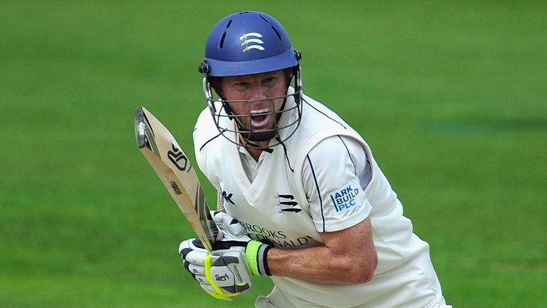 Chris Rogers: County cricket veteran to play in tour match after being given Ashes chance