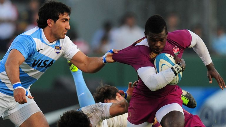 Christian Wade: Terrific form for Wasps and England