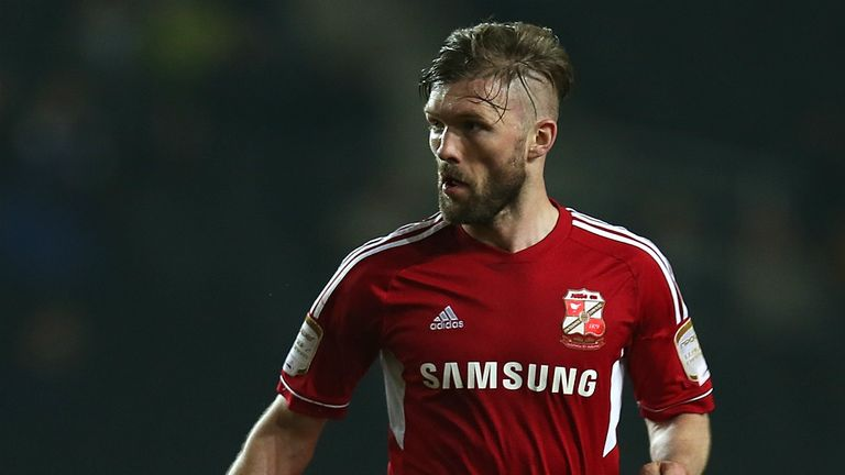 Darren Ward: Swindon defender reportedly close to agreeing a move to Brentford