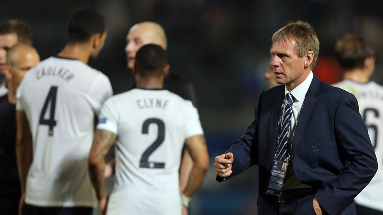 Stuart Pearce: England U21 coach admits they need more spark
