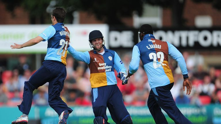Derbyshire have been deducted 50-over points by the ECB