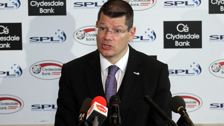 Neil Doncaster: SPFL chief executive clears up the signing conditions for Hearts