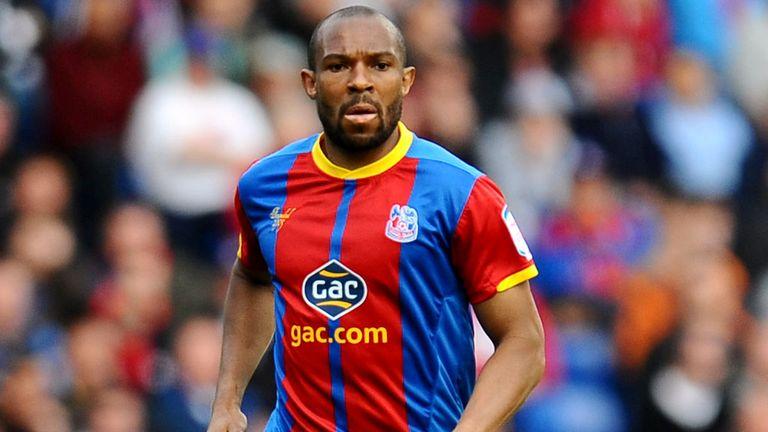 Danny Gabbidon: Wants a new deal at Palace