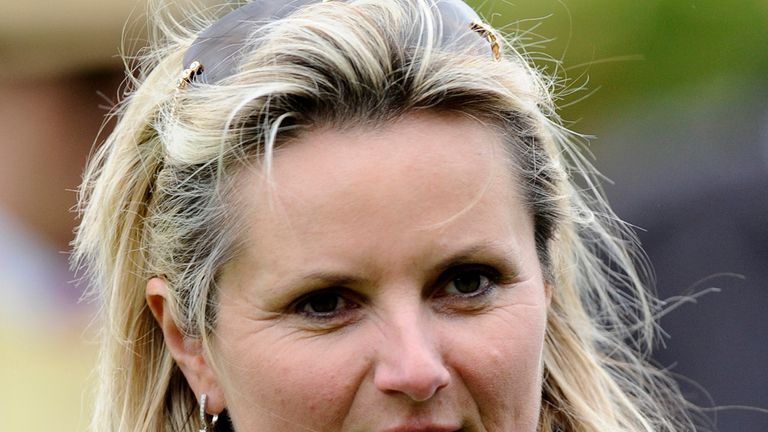 Gay Kelleway revealed one of her horses tested positive