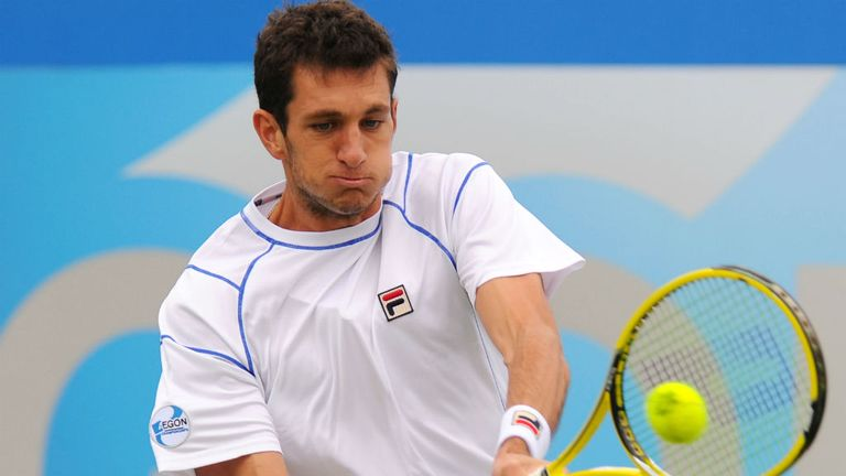 James Ward: Brit was beaten by Ivan Dodig