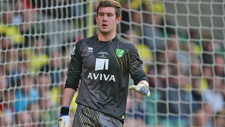 Jed Steer: Norwich want compensation from Aston Villa for goalkeeper